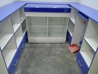 Mueble Para Tienda De Melamine
