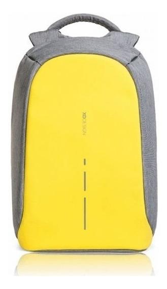 Mochila Antirrobo Bobby Compact Xd Design, Usb Impermeable