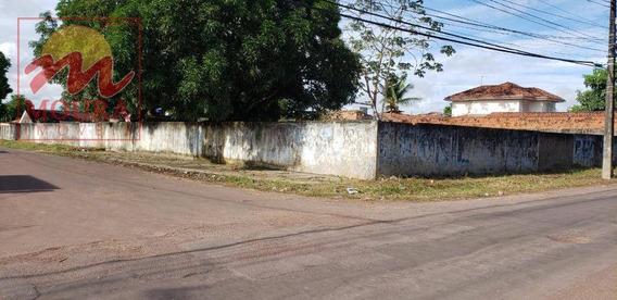 Terreno À Venda, 1800 M² Por R$ 750.000 - Jardim Marco Zero - Macapá/ap - Te0173