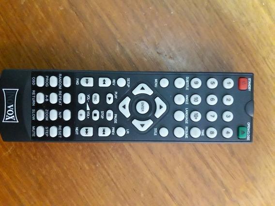 Controle Remoto Inovox Dv409 Novo Original!!!!