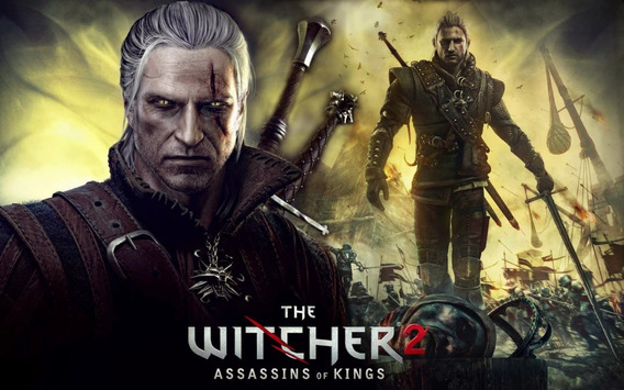 The Witcher 2 Assassins Of Kings Steam Key Original