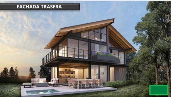 Preventa De Casa En Condominio En Acatitlan Valle De Bravo Mexico