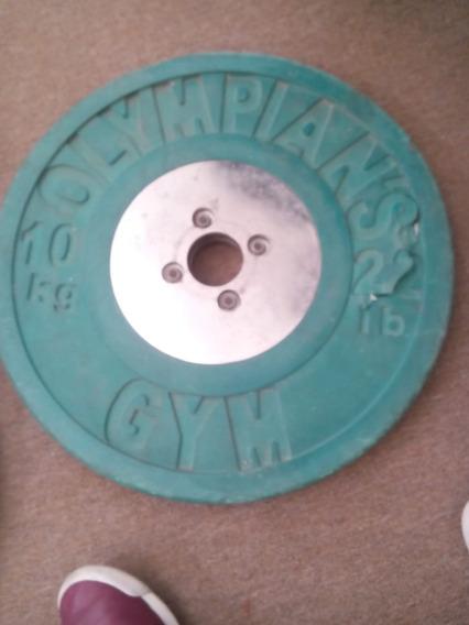 Disco De Pesa 10kg