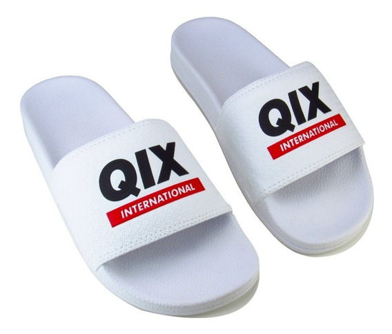 Chinelo Qix Slide De Skate - Model Internacional