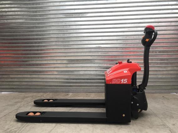 Zorra Electrica Heli 1500 Kg Cbd 15 170g