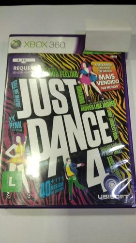 Imagem 1 de 1 de Jogo Just Dance 4 Xbox 360