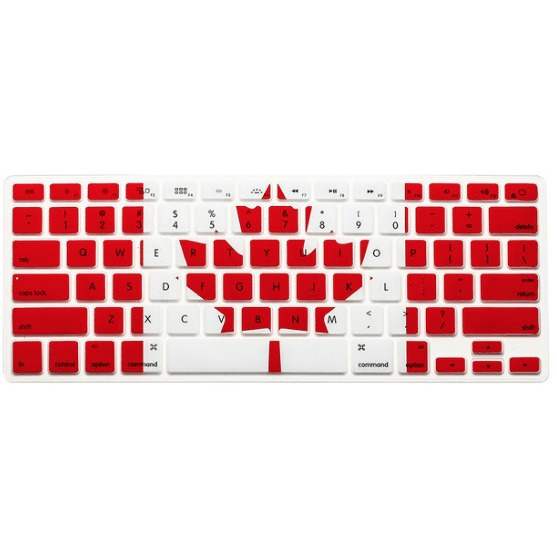 Capa Silicone Teclado Macbook Air Pro 13 15 17 Canada