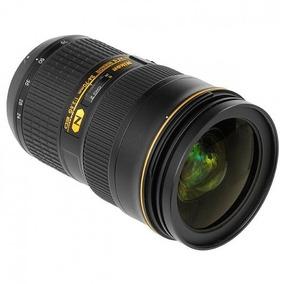 Lente Nikon Af-s 24-70mm F/2.8g Ed - Nova + Bolsa + Frete