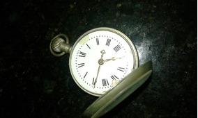 Relógio De Bolso Sem Corrente Antigo Marca Roskopp