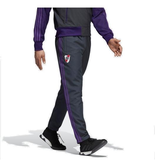 Pantalón De Descanso Club River Plate Hombre adidas
