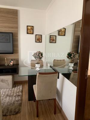Apartamento Para Venda Na Vila Virginia Condominio Vitta 2, Completo Em Armarios, 2 Dormitorios, 48 M2, Condomínio Fechado Com Lazer Completo - Ap01312 - 33743231