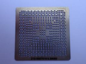 Stencil Para Chip Set Reballing Nº 218 0792006, 218 0792008
