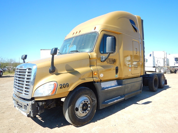 Tractocamion 2014 Freightliner Cascadia Para Partes Gm107194