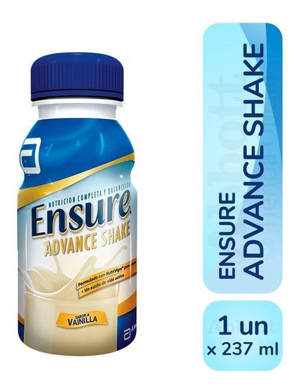 Ensure Advance Shake X 237 Ml Vainilla Chocolate Frutilla