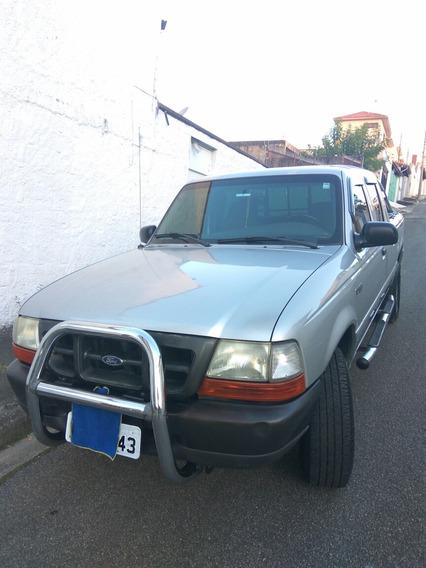 Ford Ranger 2.3 Xl Cab. Dupla 4x2 4p 2001