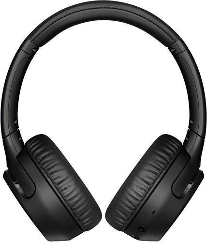 Imagen 1 de 8 de Audífonos Inalámbricos Sony Color Negro Whxb700/b