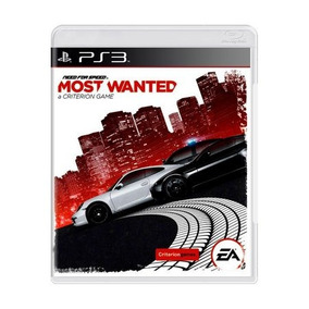 Need For Speed : Most Wanted - Mídia Física / Ps3