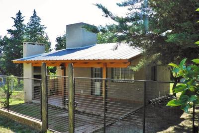 Casa En Cosquin Tipo Chalet A 300 M Del Río Zona De Cabañas