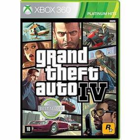 Grand Theft Auto Gta Iv Xbox 360