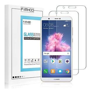 2 Pack Filmhoo Para Huawei P Smartdisfruta De 7s Premium Pro