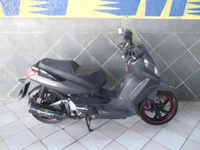Dafra Citycom 300i Preta 2014