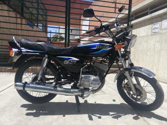 Moto Yamaha Rx 115cc 2004 Barata $2,850,000 Bogota