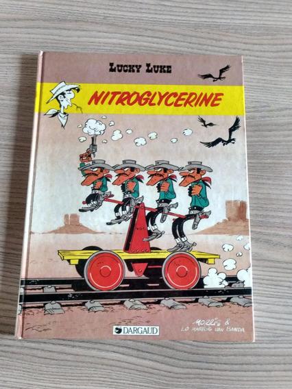Hq Nitroglycerine Em Francês Lucky Luke 779