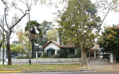 Casa Alquiler - Punta Chica. Destino Comercial