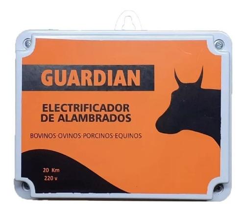 Electrificador Pastor 1 Joule - 20 Km - 220 V Gtia 2 Años