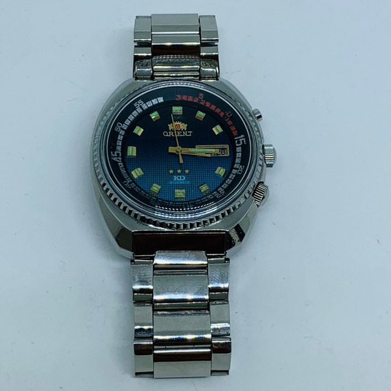 Relógio Orient Submarino King Diver 21 Jewels G469617-7a