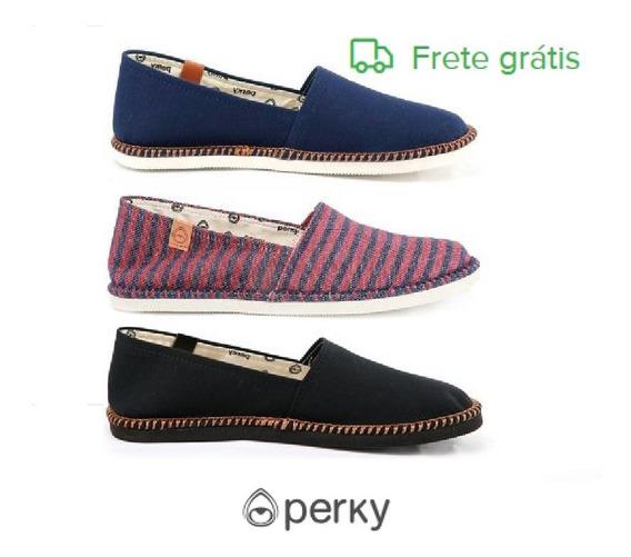Calçado Feminino Alpargata - Perky (promoção Na Descrição)