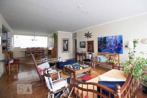 Apartamento Para Aluguel - Consolação, 3 Quartos, 213 - 893013005