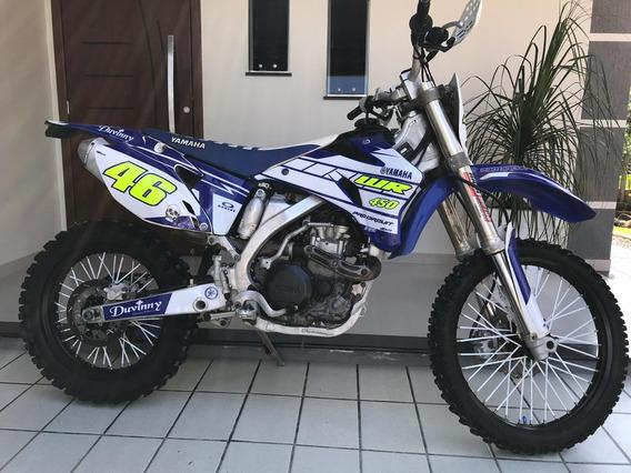 Yamaha Wr 450f 2011/2012