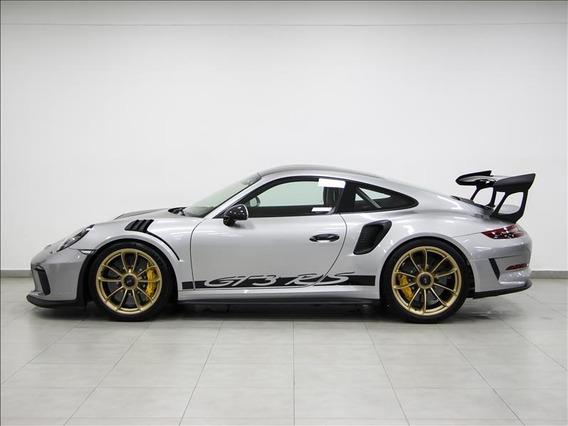 Porsche 911 Porsche 911 Gt3 Rs Com Pacote Weissach