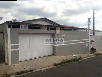 Imagem 1 de 9 de Casa Com 2 Dormitórios À Venda, 90 M² Por R$ 320.000,00 - Vila Costa E Silva - Campinas/sp - Ca1106