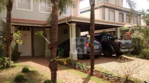 Imagem 1 de 25 de Casa Com 3 Dormitórios À Venda, 237 M² Por R$ 1.090.000 - Jardim Botânico - Ribeirão Preto/sp - Ca1026