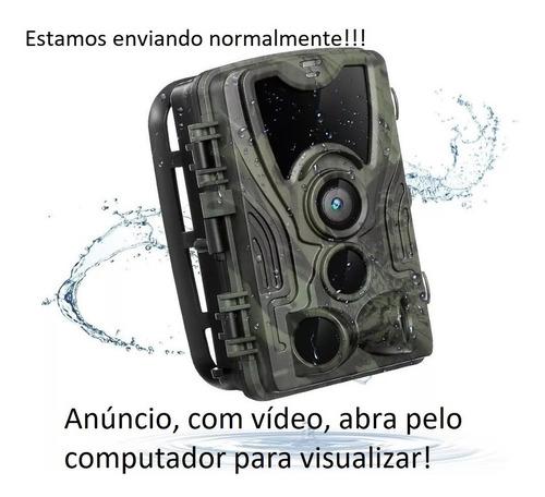 Câmera De Caça Visão Noturna, Observação De Animais Hc801a