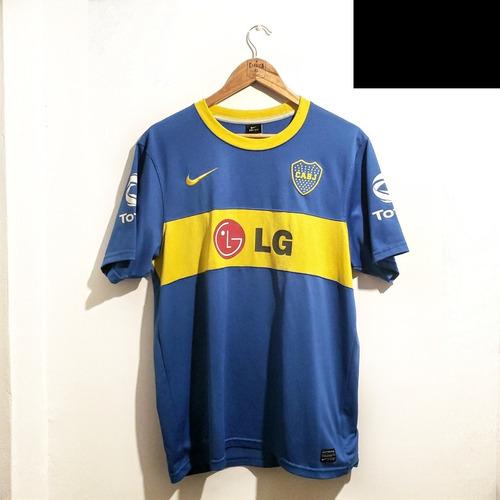 Camiseta Boca Jrs 2010 Titular #6 Caruzzo