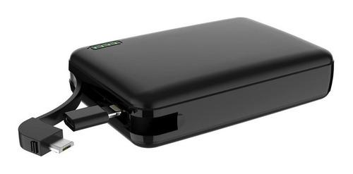 Bateria Portátil Power Bank 10000mah  Xtrax 3 Anos Garantia