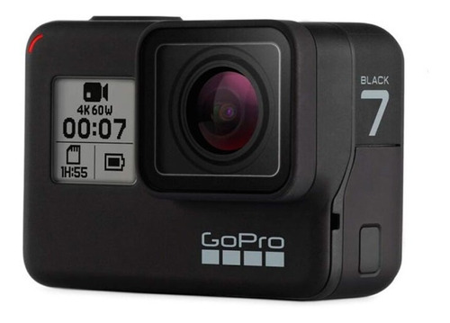 Cámara Go Pro Hero 7 Black Chdhx-701 Sumergible 12mp 4k Pce