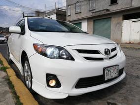 Toyota Corolla 2.4 Xrs 5vel Aa Ee Cd R-16 Mt 2012