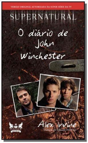 Supernatural: O Diario De John Winchester