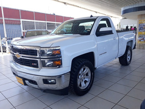 Impecable Cheyenne 2015 Z71 5.3. 2500 Cab Reg 4x4 At
