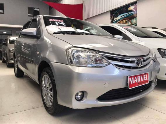 Toyota Etios 1.5 16v Xls 5p 2015