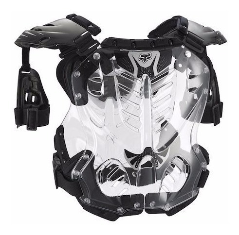 Pechera Moto Fox 3 Deflector / Lavalle Motos