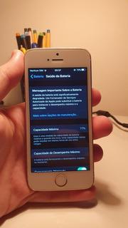 iPhone SE 16gb - Bloqueado Por Operadora - Marcas De Uso
