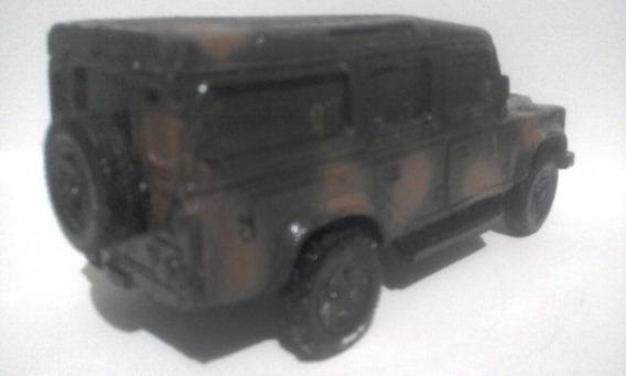 Miniatura Militar Land Rover