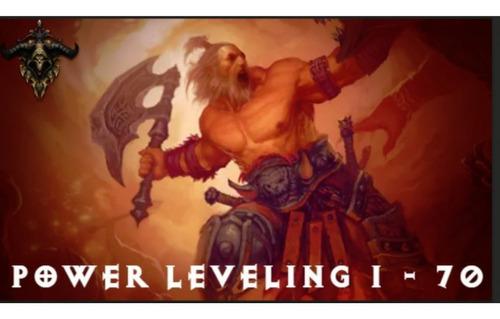 Imagem 1 de 1 de Diablo 3 Power Leveling