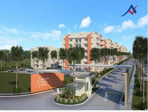 Imagen 1 de 14 de Apartamento Crisfer Punta Cana 1 Y 3 Habitaciones