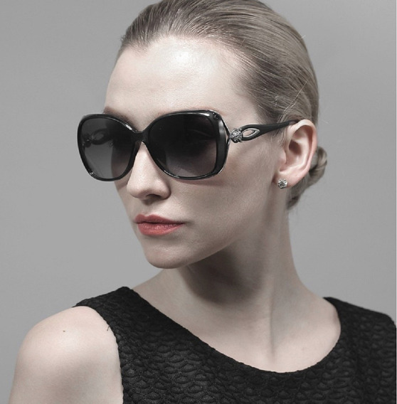 Óculos De Sol Feminino Veithdia Original Hd Polarizado Luxo